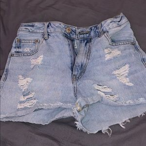 Forever21 Denim Shorts